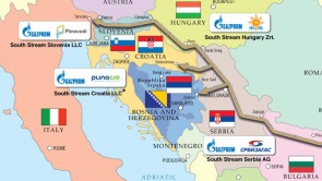 How East-West Competition Turned Balkan Energy into a Geopolitical Football